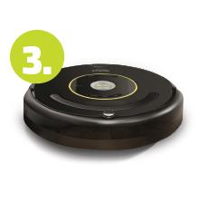 Sesalnik iRobot Roomba 606